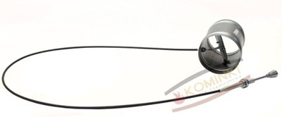 Uzávierky 125 mm, s tesnením na linke
