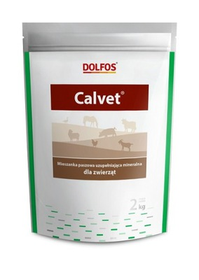 Дольфос КАЛЬВЕТ витамины для всех животных 10 кг