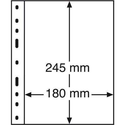 Karty OPTIMA SH252 - 1 C - banknoty - Leuchtturm