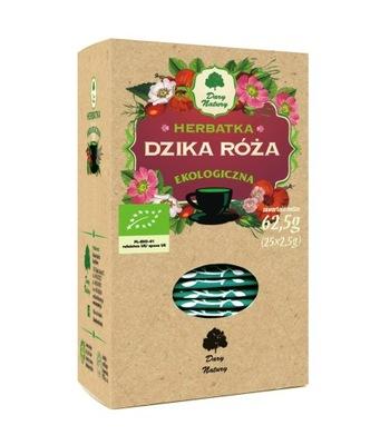 Дары Природы чай Дикая роза био 25x2,5 г эко