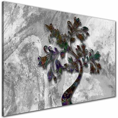 современный изображение на стену цветы ЦВЕТА