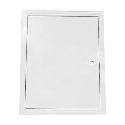 Revízne dvierka - prístupové Dvere kovové 50x60 cm zámok/rukoväť