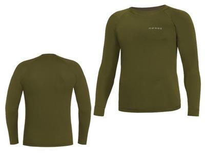 футболки термо MILITARY хаки военная М