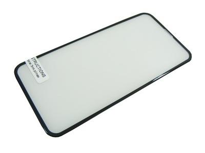 3MK SZKŁO HARD GLASS MAX do iPhone XR A1984 czarny