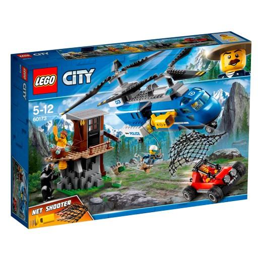 Lego City Klocki Aresztowanie W Górach 60173 7541818476 Allegropl