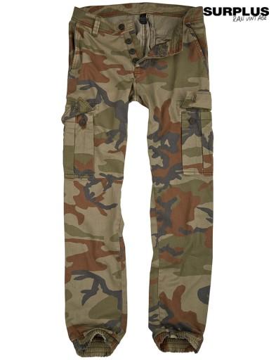 SPODNIE JOGGERY Surplus BAD BOY Moro Camo - XL 8557252852 Odzież Męska Spodnie PQ HFVWPQ-6