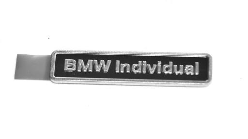 EMBLEMA BMW Individual BMW E46 E90 E91 F30 F31