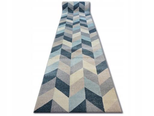 Dywany łuszczów Chodnik Nordic 70 Jodełka Q2529