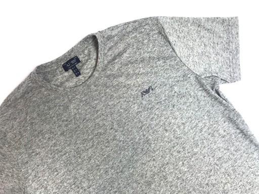 T-SHIRT Koszulka EMPORIO ARMANI L 10030948513 Odzież Męska T-shirty OQ NNTJOQ-6