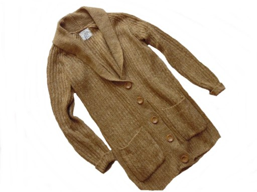 NEW LOOK _sweter_CAMEL 38_*17A*