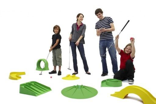 Mini Golf Basic mobilny dla całej rodziny