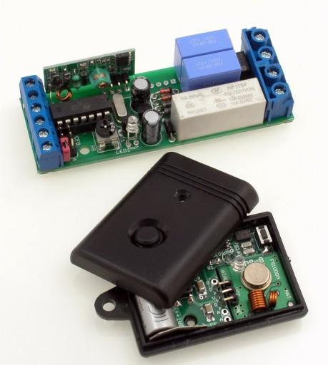 AVT5590  Zdalny włącznik radiowy