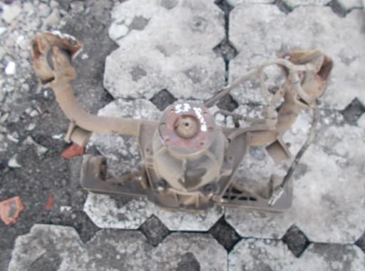 FIAT SEDICI 1.9 SX4 REDUKTORIUS DIFERENCIALAS-REDUKTORIUS TILTAS 4X4