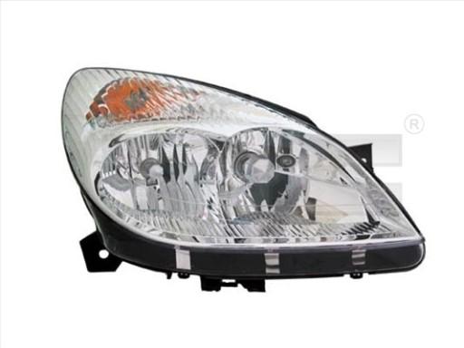 REFLEKTOR LAMPA TYC CITROEN C5 I