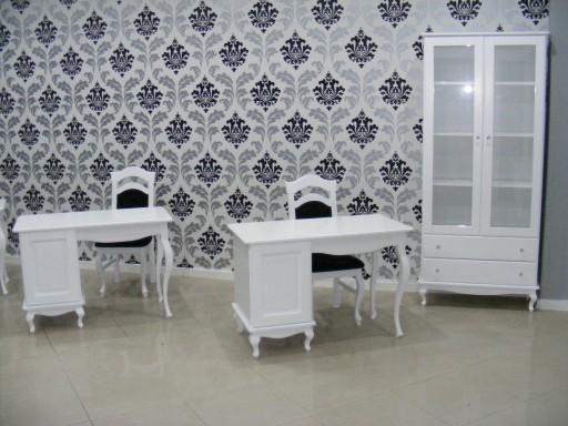 Białe Biurko Kosmetyczne Glamour Manicur Exclusive 7728739039
