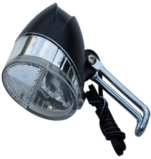 Lampa Na Dynamo Z Sensorem 30lux Podtrzymanie