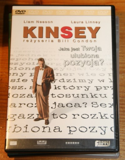 KINSLEY     DVD