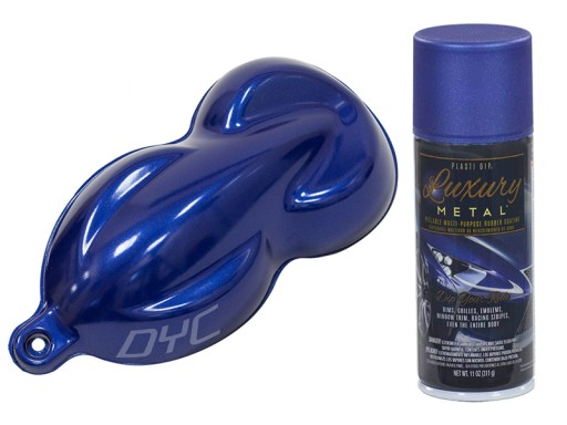PlastiDip Plasti Dip Luxury Metal Ultrasonic Blue