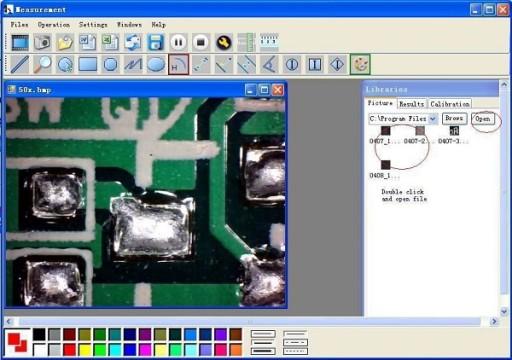 Mikroskop cyfrowy usb przybliŻenie 1600x 2mpx fv 5933279651
