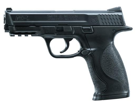 Wiatrówka pistolet S&W M&P40 4,5 + GRATIS