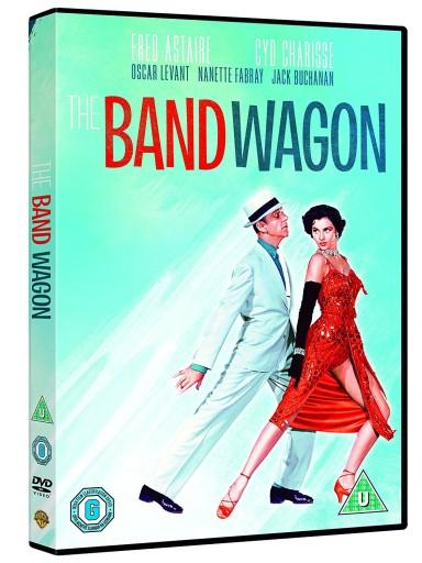 Wszyscy Na Scenę 1953 Astaire musical DVD