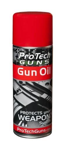 Olej do broni, spray 400 ml, ProTech Guns