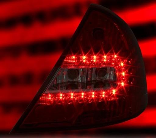 LAMPY LED DIODOWE FORD MONDEO MK3 1000 0507
