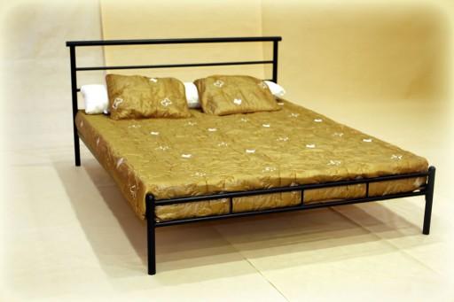 łóżko Metalowe Gabi 140x200 Producent Stelaż