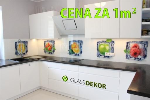 Panele Szklane Szkło Do Kuchni Grafika Na Szkle