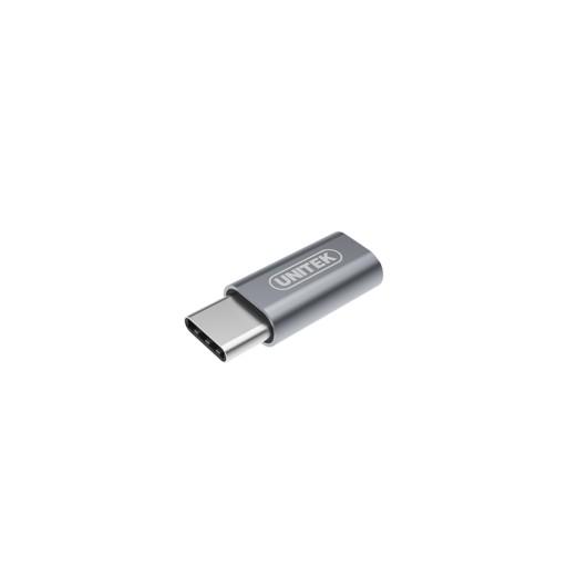 Unitek Y-A027AGY Adapter USB C na micro USB