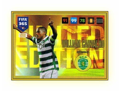 CARVALHO LIMITED EDITION [MAŁA] - FIFA 365 2017
