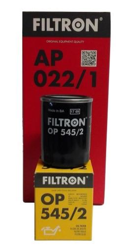 FIAT PANDA II 1.1 40KW 1.2 44KW RINKINYS FILTRAS