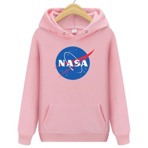 Bluza NASA z kapturem WYS PL rozmiar S