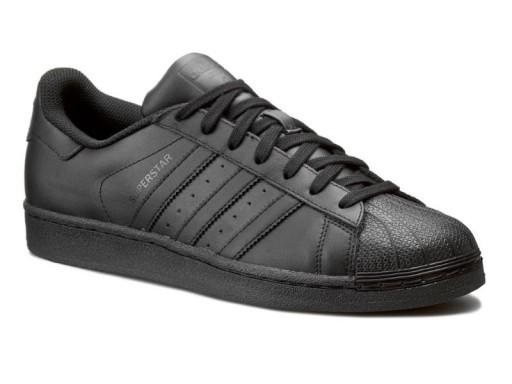 buty adidas superstar czarne allegro