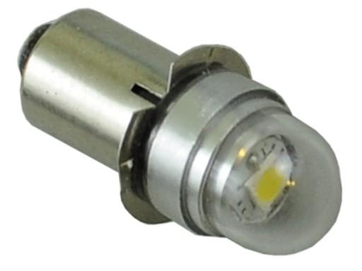 żarówka LED Cree UHP do latarki kołnierz px13.5 3V
