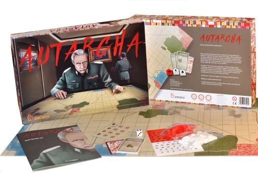 AUTARCHA - Strategiczna Gra Planszowa