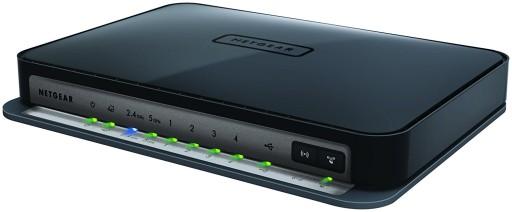 Router WiFi NETGEAR WNDR4300 N750 Dual Band Gigabi