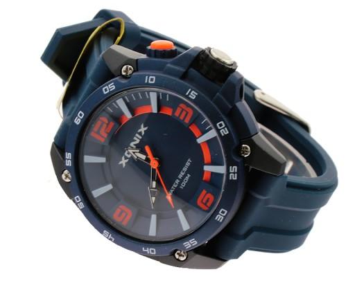 0d1da264264ab1 Wodoszczelny zegarek XONIX UY ciekawy wzór NOWOŚĆ 7058648549 ...