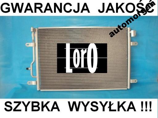 CHŁODNICA KLIMATYZACJI AUDI A4 B7 2004-2007 - NOWA