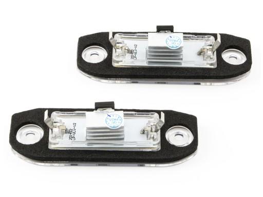 Podświetlenie Tablicy Led Volvo S40 V50 C30 S60