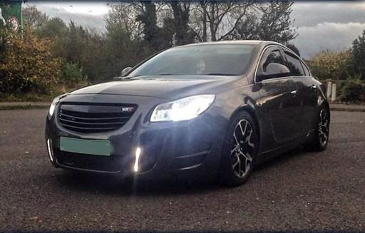 Opel Insignia Opc Zestaw Ospoilerowania Lodz Allegro Pl