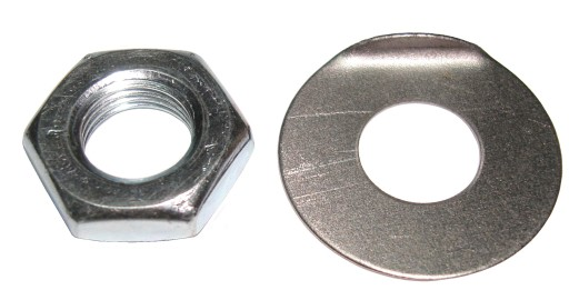 PROTECTION NUTS FRONT ROMET ENGINE KOMAR