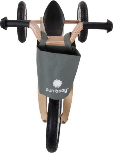 Rowerek biegowy drewniany 2w1 Twist SUN BABY