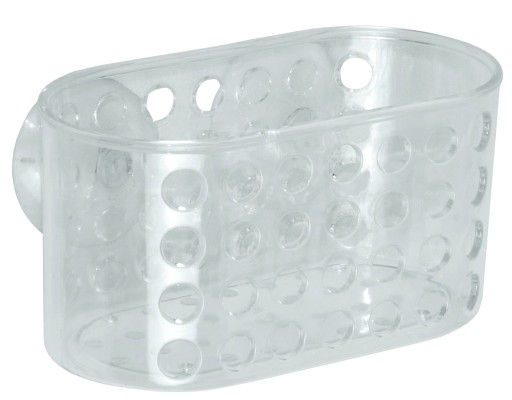 Koszyk Plastikowy Półka Do łazienki Na Przyssawki