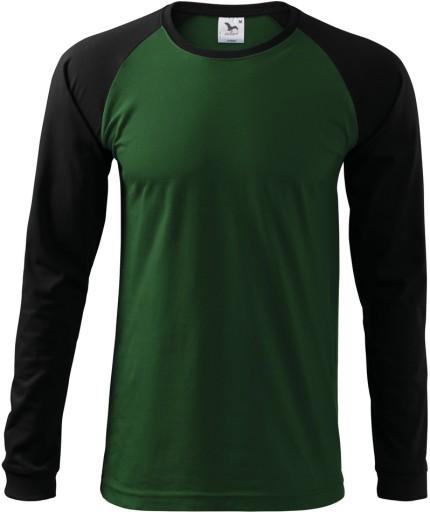 Koszulka męska z długim rękawem Adler Street XL
