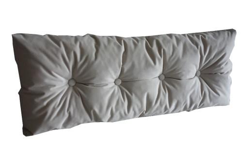 Poduszka Dekoracyjna 30x80 Ozdobna Z Guzikami