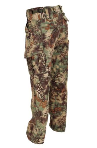 Spodnie Taktyczne TEXAR Wz10 Ripstop G-Snake M-L 9691739493 Odzież Męska Spodnie VF SOUXVF-4