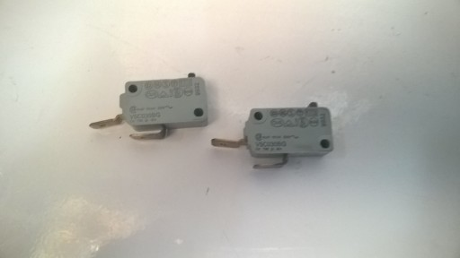 Whirlpool M504 - Mikro włącznik V5C030BG