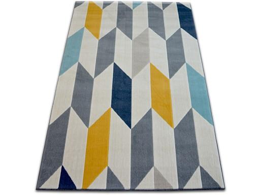 Dywany łuszczów Scandi 120x170 Romby Kolor B239