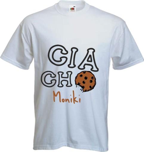 76752c2d8500 koszulki prezent dzień chłopaka ciacho z nadrukiem 7251068512 - Allegro.pl  - Więcej niż aukcje.